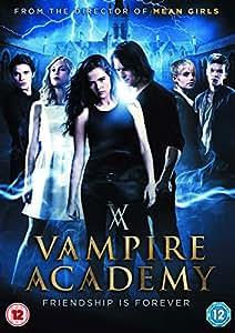Vampire Academy [DVD] [2014]