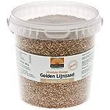 Mattisson Biologische Golden Lijnzaad Omega 3, 500g, 1 Units