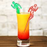 Hunky Man Cocktail Stirrers - Pack of 24