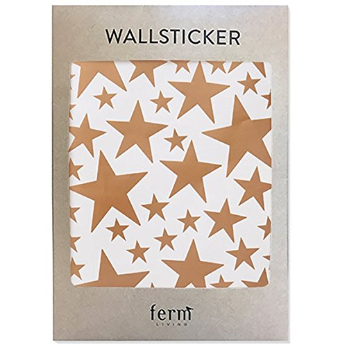 Price comparison product image Ferm Living Mini Stars Copper Wallsticker