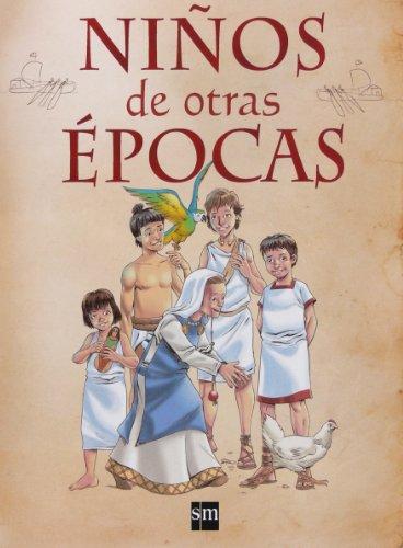 Niños de otras épocas (Enciclopedias) por Philip Steele