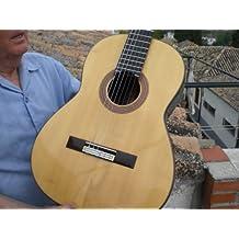 Guitarra modelo Millennium INDIA GERMAN PEREZ BARRANCO.Hecha a mano en Granada
