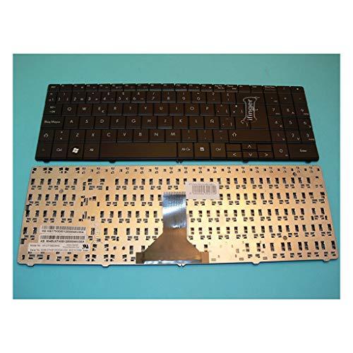 IFINGER para Packard Bell EASYNOTE Ml61 Ml65 Teclado ESPAÑOL Negro SL35