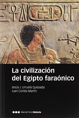 La civilización del Egipto faraónico (Manuales)