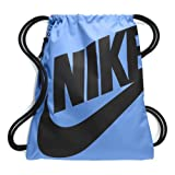 Nike Unisex-Erwachsene NK Heritage GMSK Turnbeutel, blau(University Blue/Black)