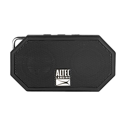 Altec Lansing IMW257 MINI H2O Speaker Enceintes PC / Stations MP3 Noir