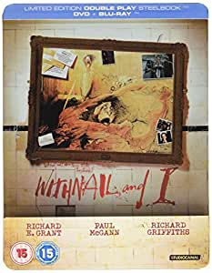 Withnail and I - Limited Edition Embossed Steelbook - Double Play (Blu-Ray and DVD) Blu-ray