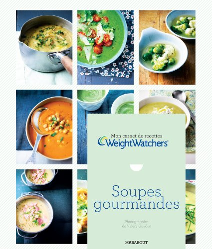 MON CARNET DE SOUPES WEIGHT WATCHER