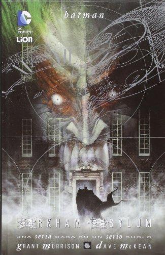 Download Arkham Asylum. Batman. Ediz. speciale