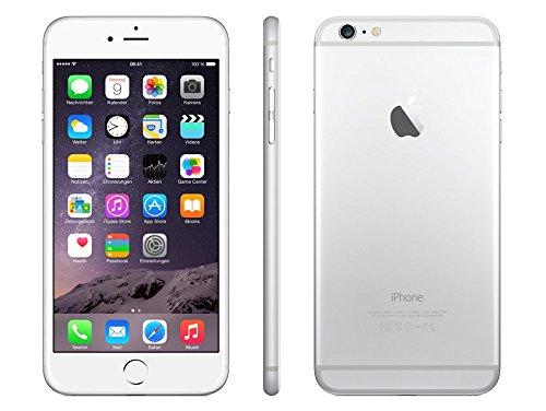 Apple iPhone 6 Plus, 16 GB Speicher, silber - 2