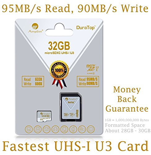 32gb-micro-sdhc-u3-card-plus-sd-adapter-pack-amplim-extreme-pro-class-10-uhs-i-microsdhc-95mb-s-read