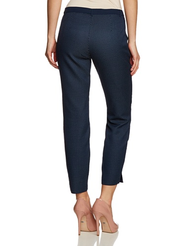 TOM TAILOR - Jeans Droit - Femme Bleu (real navi blue)