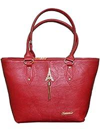 Teachers Elegant Stylish Synthetic Handbag, Party Wear Hand Bag, Premium Quality Lightweight Bag, Latest Casual... - B07F2H9PNH