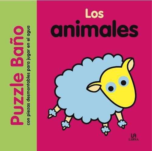 Los Animales (Puzzle Baño) por Equipo Editorial