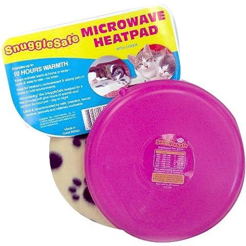 SnuggleSafe Microonde Wireless Heatpad con pile di copertura (colore può