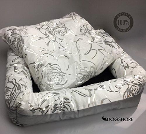 Dogshore cuccia per cane chihuahua da interno luxury for Interno per cuscini