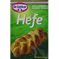 Dr. Oetker Hefe, (4 x 7 g)