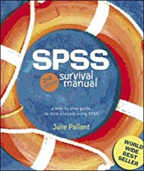 SPSS Survival Manual by Julie Pallant (2004-11-01)