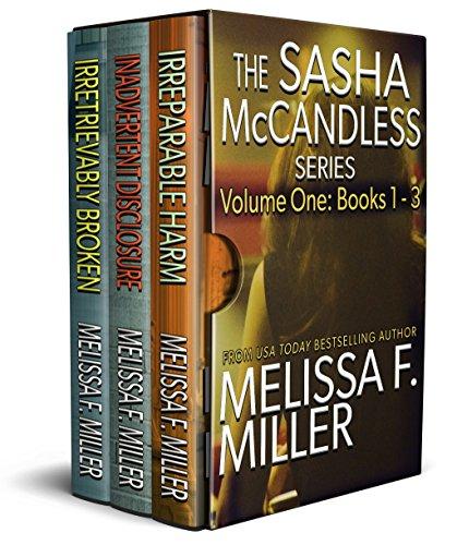 The Sasha McCandless Series: Volume 1 (Books 1-3) (English Edition) -