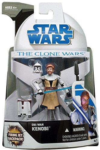 Wars Obi Wan Kenobi figure (Obi Wan Clone Wars Kostüm)