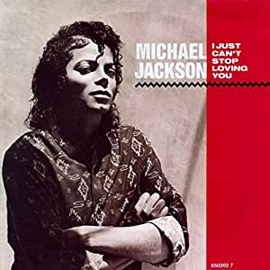 """I Just Can't Stop Loving You [7"""" VINYL]"""