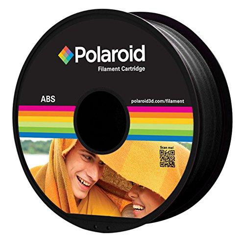 Polaroid 3d pl 8101-00ogni bobina contiene standard 1, 75mm diametro materiale nero