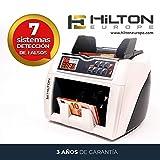 HILTON EUROPE HE-4000 Contador de Billetes y...
