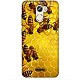 For Gionee A1 Lite Honey Bee ( Honey Bee, Beehive, Beautiful Bee, Nice Beehive ) Printed Designer Back Case Cover By TAKKLOO