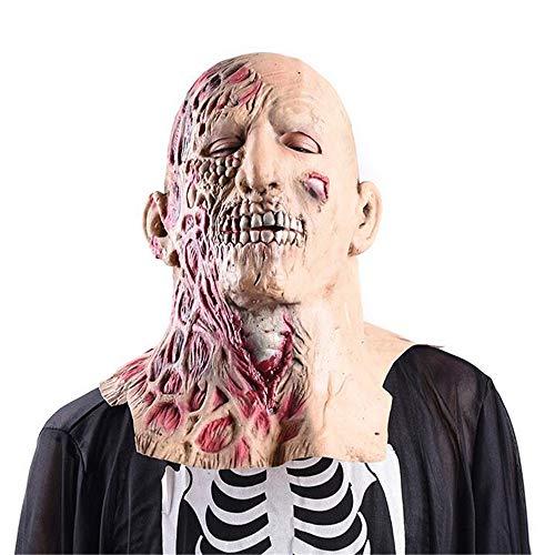LBAFS Máscaras De Halloween Haunted House Props Asqueroso