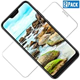TOIYIOC Screen Protector for Xiaomi MI A2 Lite, [2 Pack]