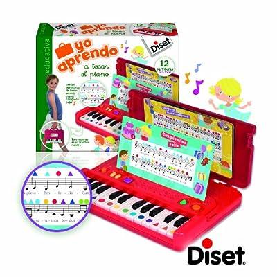 Diset 63745 - Yo Aprendo A Tocar El Piano por Diset