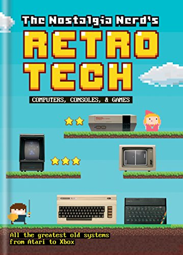 The Nostalgia Nerd's Retro Tech: Computer, Consoles & Games (Tech Classics) (English Edition) Apple Coupe