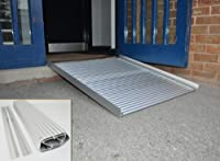 Able2 8530903 PR30297 Wheelchair Ramp Roll Bar