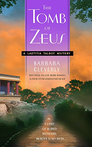The Tomb of Zeus (Letitia Talbot Mysteries) por Barbara Cleverly