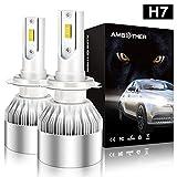 AMBOTHER LED H7 Scheinwerferlampe Ersatzlampe...