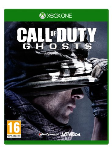 Call of Duty: Ghosts (Xbox One) [Import UK] - Xbox Call One Ghosts Duty Of