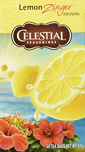 Celestial Seasonings Lemon Zinger, 6er Pack (6 x 45 g)