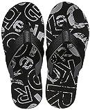 Reebok Men's Print Flip Flip-Flops and House Slippers