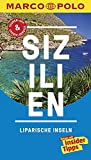 MARCO POLO Reiseführer Sizilien, Liparische Inseln: Reisen mit Insider-Tipps. Inkl. kostenloser Touren-App und Events&News - Hans Bausenhardt