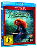 Disney's - Merida - Legende der (3D Vers.) [Blu-ray] [Import allemand]