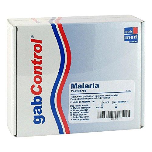 Malaria Test (Malaria Schnelltest 10 stk)