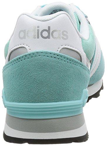 Adidas neo Baskets Türkis