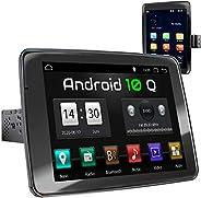 XOMAX XM-VA910R Autoradio mit Android 10, Octa Core, 4GB RAM, 32GB ROM, GPS Navigation I Support: WiFi WLAN, 3