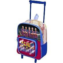 F.C. Barcelona - Set de dibujo con mochila carro, 24 x 36 cm (Cife 770409)