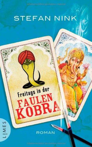 Buchseite und Rezensionen zu 'Freitags in der Faulen Kobra: Roman' von Stefan Nink
