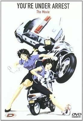 You'Re Under Arrest - The Movie (Rivista+Dvd) [Italian Edition] by junji nishimura