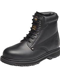 Dickies FA23500 - Calzado de protección unisex, negro, 38