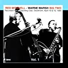 Big Two Vol. 1 by Warne Marsh Red Mitchell