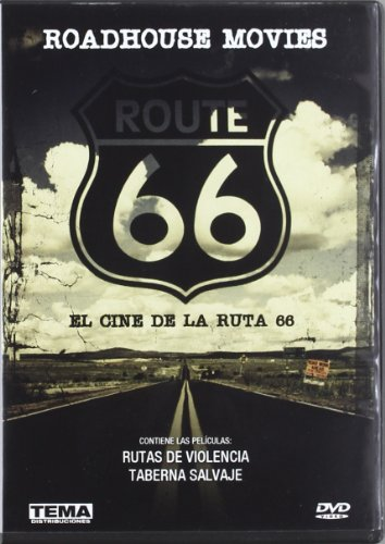 Roadhouse Movies (Route 66) (Import Dvd) (2010) Varios