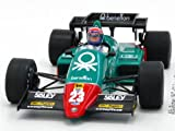 Alfa Romeo 184T (Eddie Cheever 1984) in Green (1:43 scale) Diecast Model Car